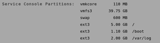 default partition2
