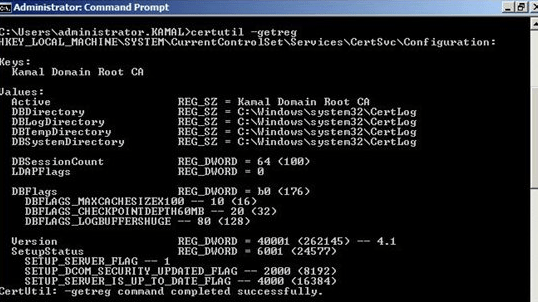 Backup and Restore Root CA to Windows 2012 R2   YourComputer in